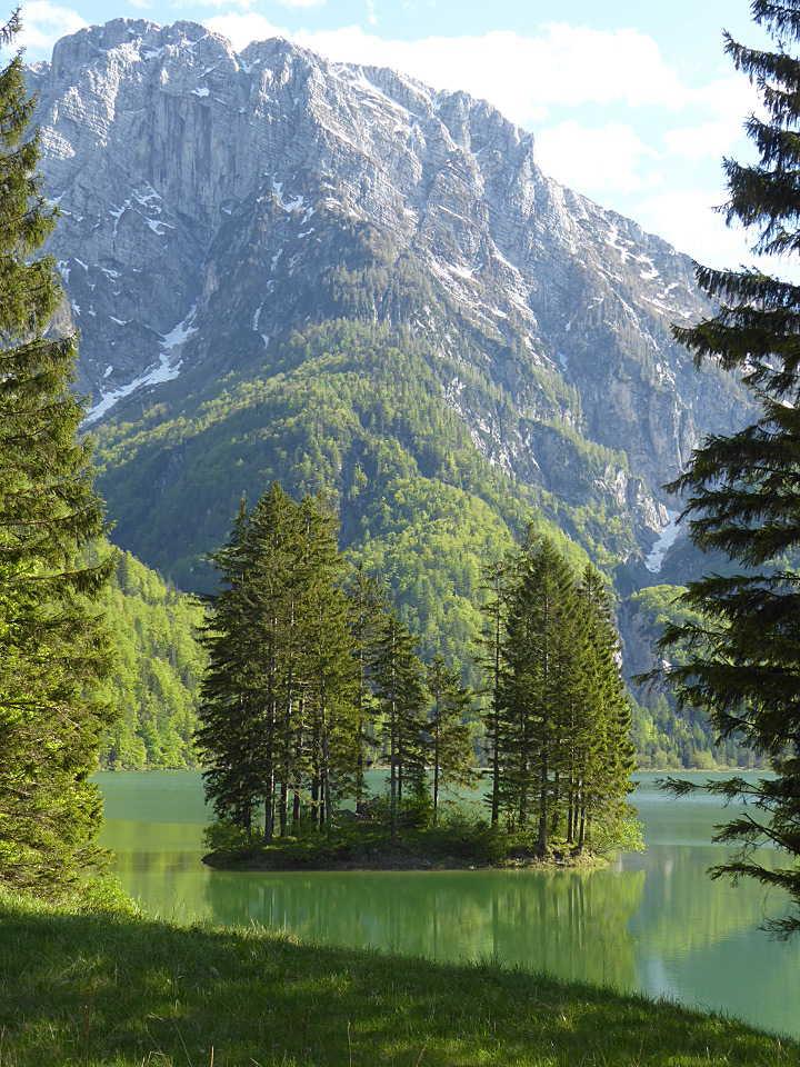 Lago del Predili