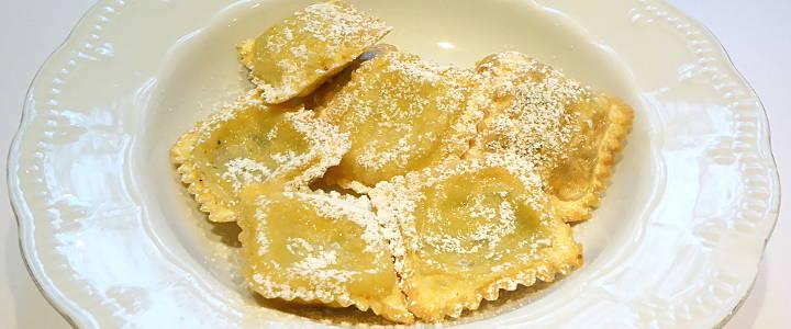 Ravioli dolci di Sant'Apollonia