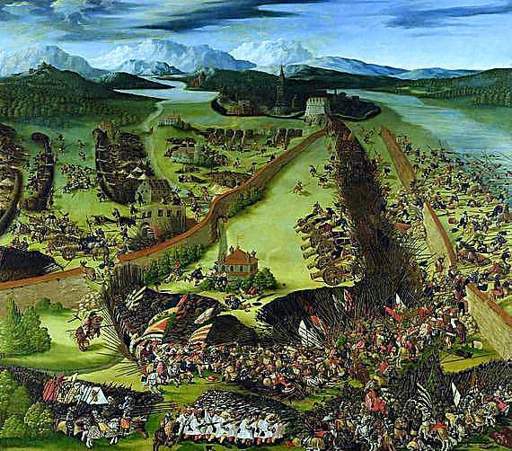 Schlacht von Pavia