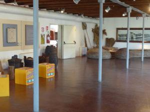 Ausstellungssaal (Detail)