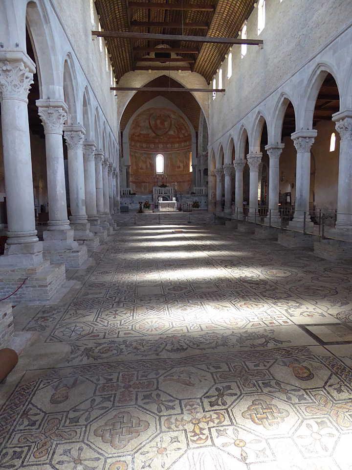 Aquileia Mosaiken