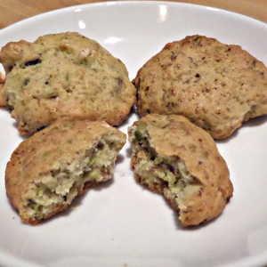 biscotti al pistacchio