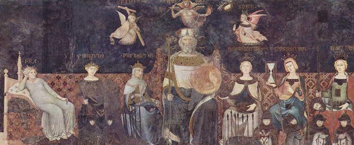Lorenzetti Buon governo