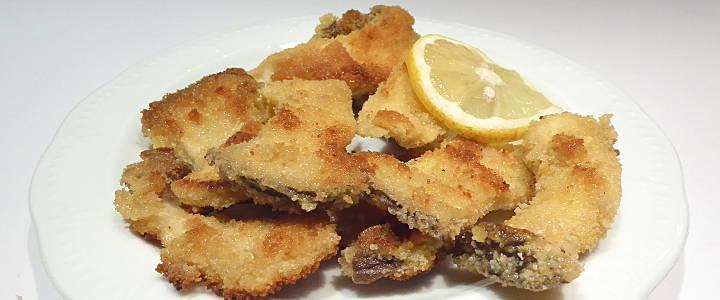 Cardoncelli impanati e fritti
