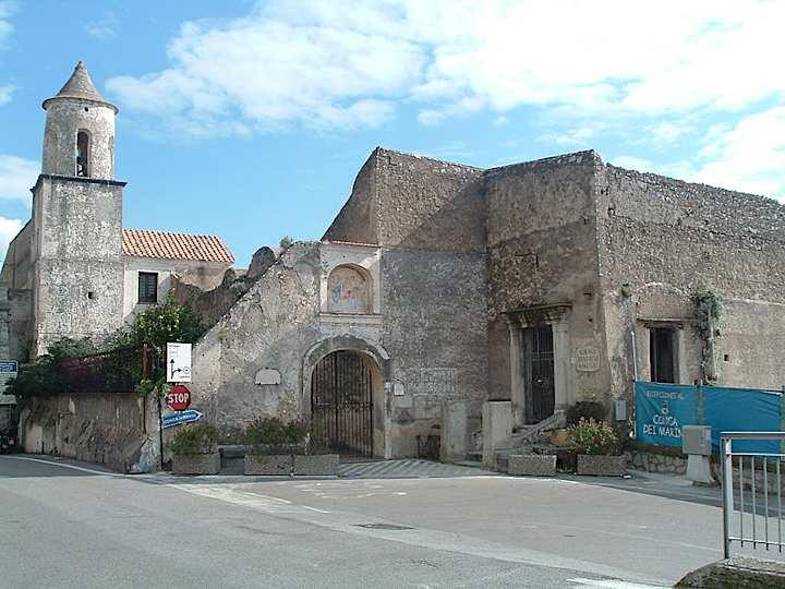 Convento Santa Rosa di Amalfi