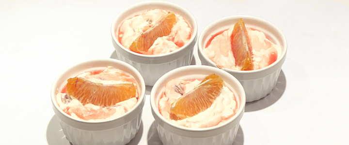 crema d'arancia all'Amara