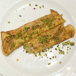 crespelle al pistacchio