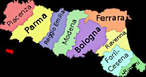 emilia-romagna provinzen