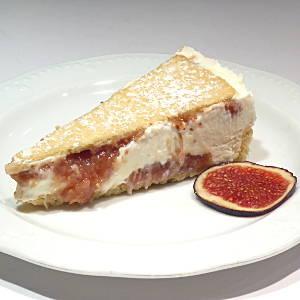 Feigen-Ricotta-Torte