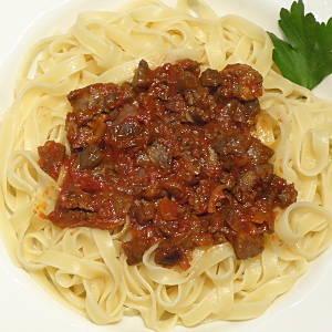 Fettuccine alla romana