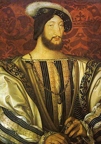 König Franz I von Frankreich