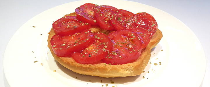 Frisella al pomodoro