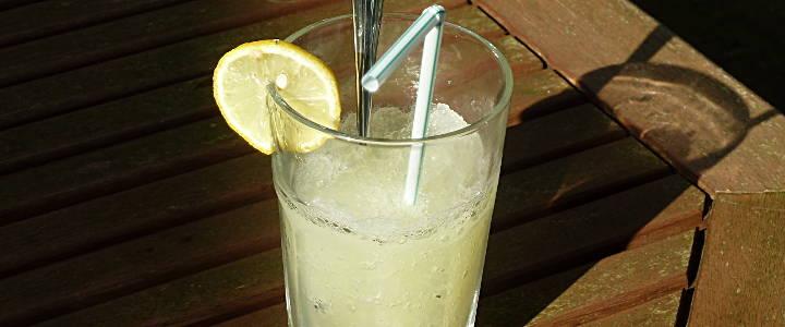granita di limone