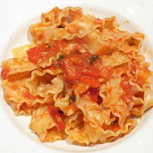 pasta alla san lorenzo
