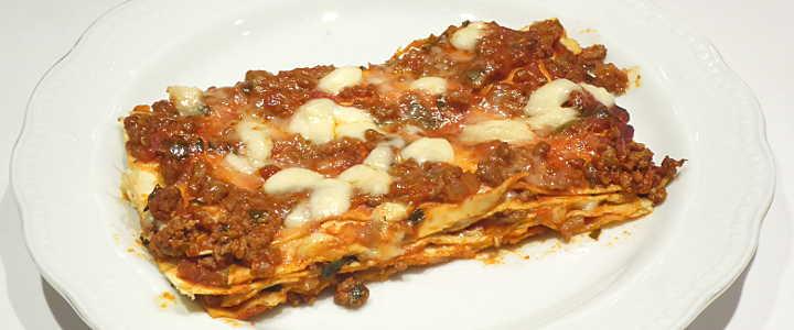lasagne alla sarda