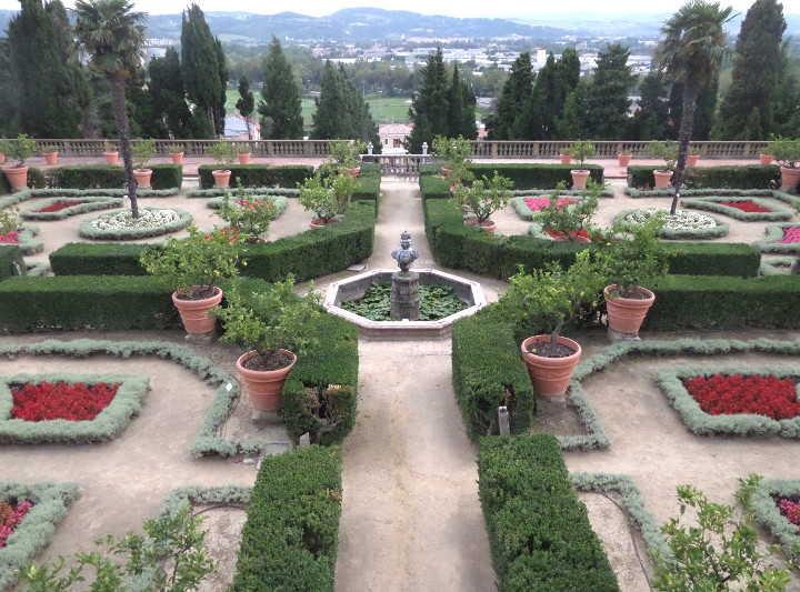 Villa Caprile, Pesaro