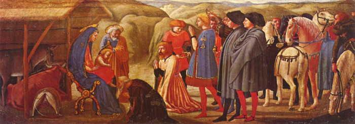 Epiphanie Heilige Drei Könige Befana