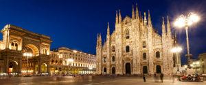 lombardei Milano Duomo