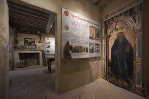 Ausstellungssaal zu Sant'Antonio Abate-© Museum (E. Fornaciari)