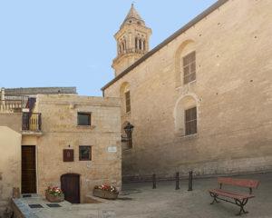 Das Museum in der Altstadt von Altamura-© Museum