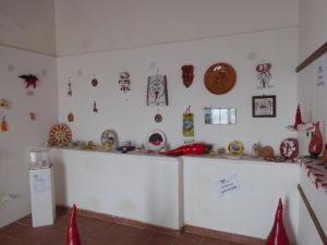 Objekte mit Peperoncino-Bezug