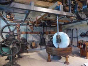Alte Maschinen zur Pastaherstellung