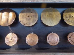 Bronze-Matritzen (Mitte 19. Jh.)