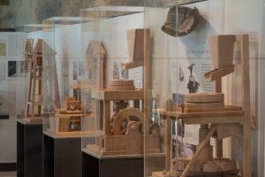 Modelle von Mühlen-© Museum (L. Rossi)