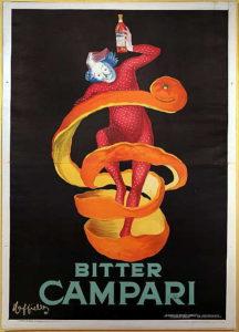 Galleria Campari - Lithographie von Leonetto cappiello, 1921 - © Sailko