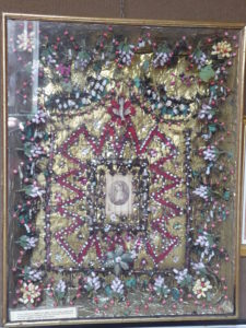 Confetti-Arbeit für König Viktor-Emanuel II (20.10.1861)
