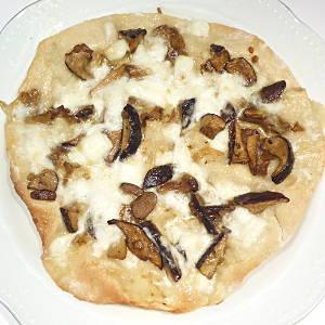 Pizza ai funghi porcini