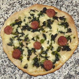 Pizza alla carrettiera