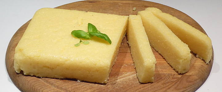 Polenta (ricetta base)