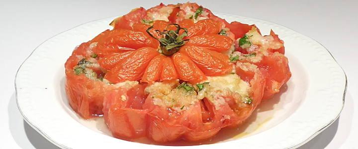 Pomodori ripieni alla calabrese