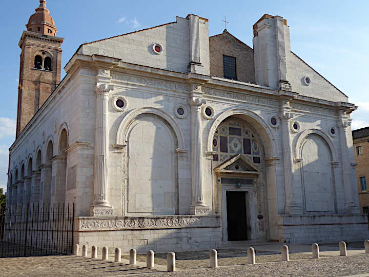 rimini tempio malatestiano