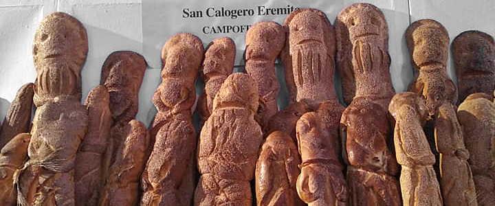 pupi di pane di san calogero