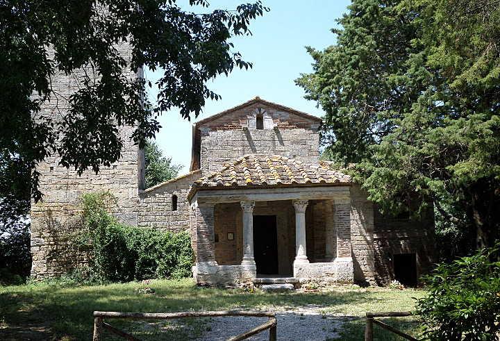 Santa Prudenziana in Visciano
