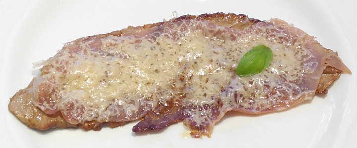 scaloppine di vitello alla bolognese