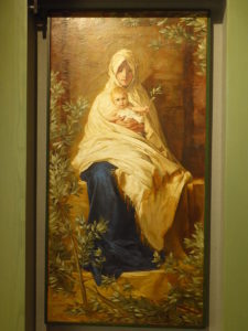 Nicolò Barbarino (1832-1891): Madonna dell'Olivo