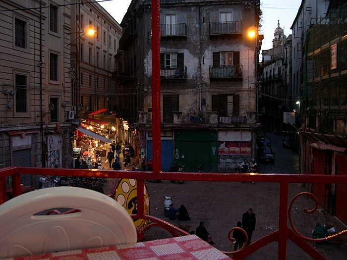 Mercato della Vucceria in Palermo