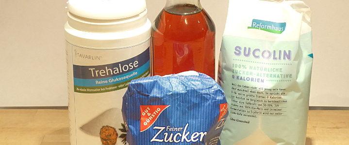 zuckerersatzstoffe